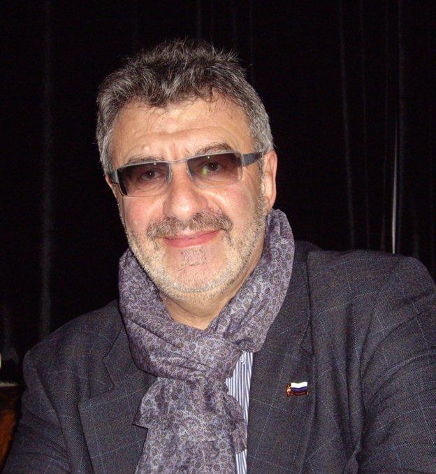 Валерий КАТКОВ, главный редактор газеты «Жулебинский бульвар»