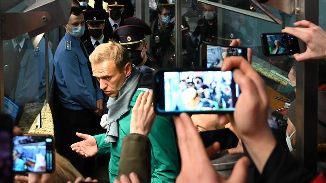 Возвращение Навального в Россию